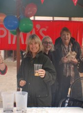 PIMMS is always popular whatever the weather